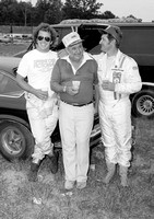 with Tom Bigelow & Earl Baltes New Bremen 7-10-77