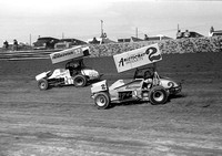Tony #57 with Danny Smith Eldora WoO 10-17-82