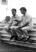 with Dan Gurney IRP 7-25-70