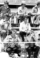 Drivers Meeting  Indy 1974
