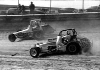 #63 with Sam Sessions #8  Eldora 4-11-76