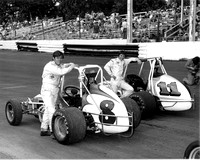 with Billy Engelhart  Salem  7-4-77