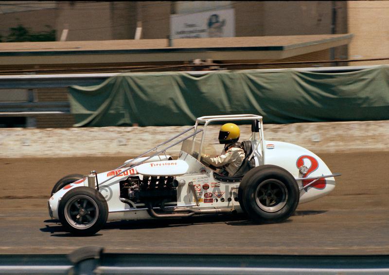 John Mahoney Photography | USAC CHAMP DIRT CARS, SYRACUSE 7-4-75